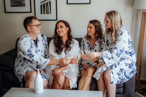 Plus size bridesmaid robes NZ