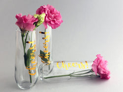 Bridal party champagne glasses NZ