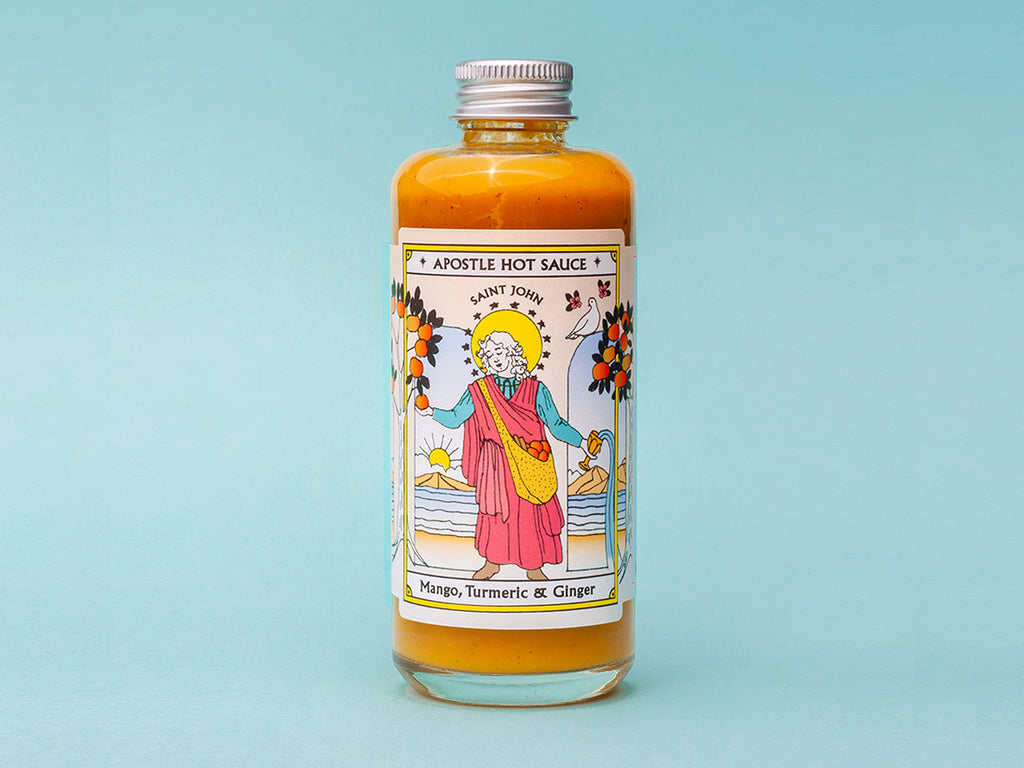 Apostle Hot Sauce NZ-made gift boxes