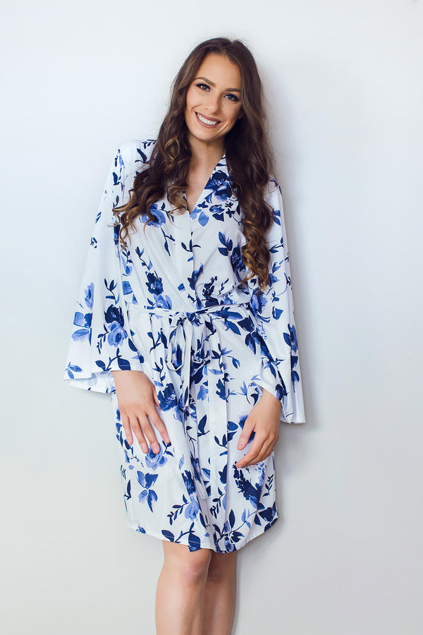 Bridesmaid robe NZ