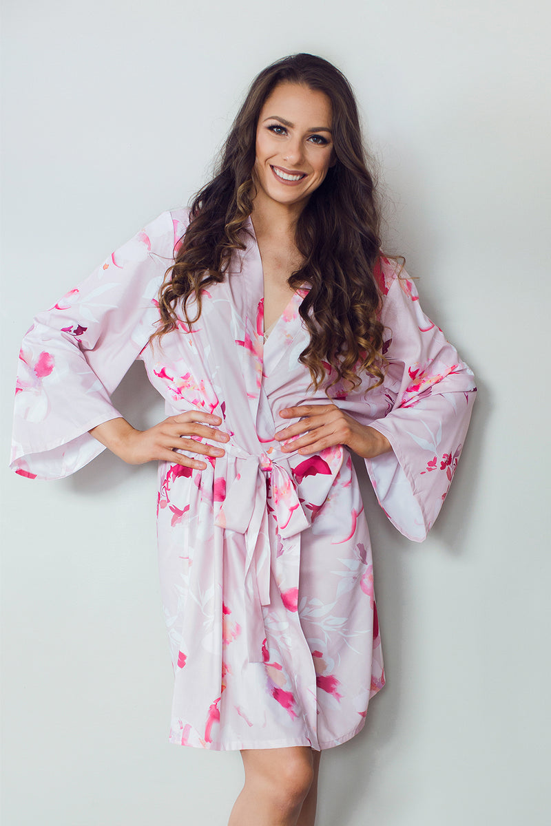 #shoplocalNZ bridesmaid robes NZ