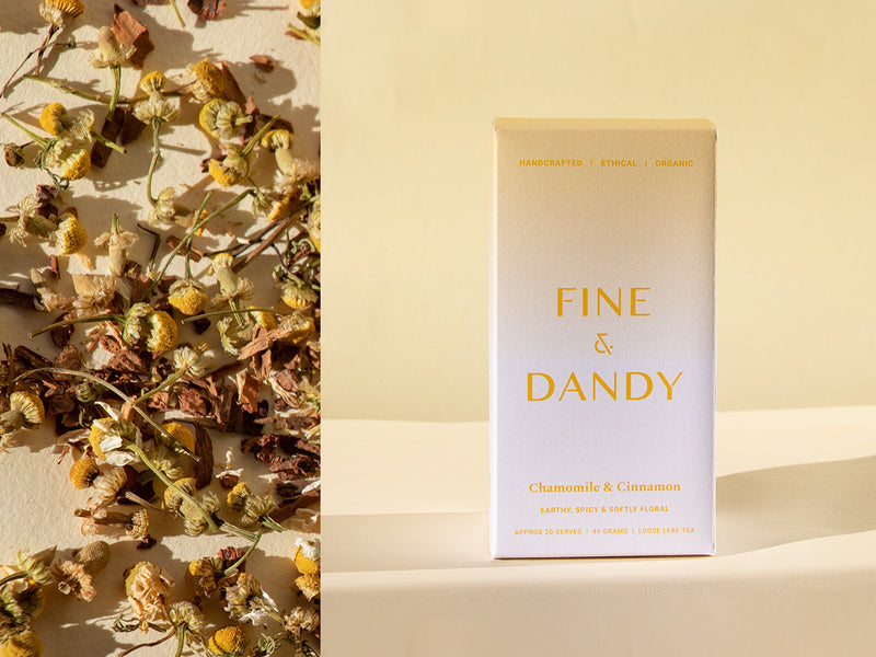 Fine & Dandy Tea