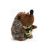 15cm Puupet Hedgehog Toys Plush Toy Squeaky Hedgehog Squeaker Sound Cat Puppy Action & Toy