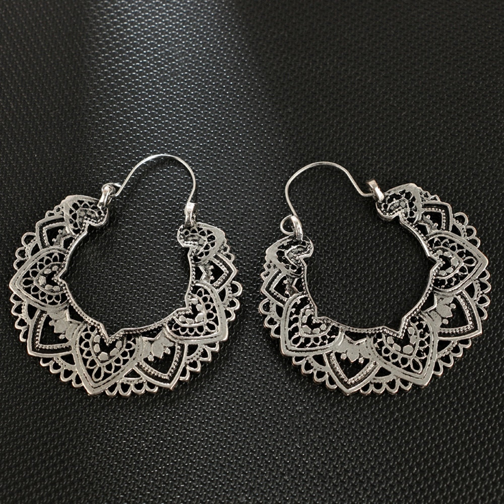 1Pair Fashion Earrings