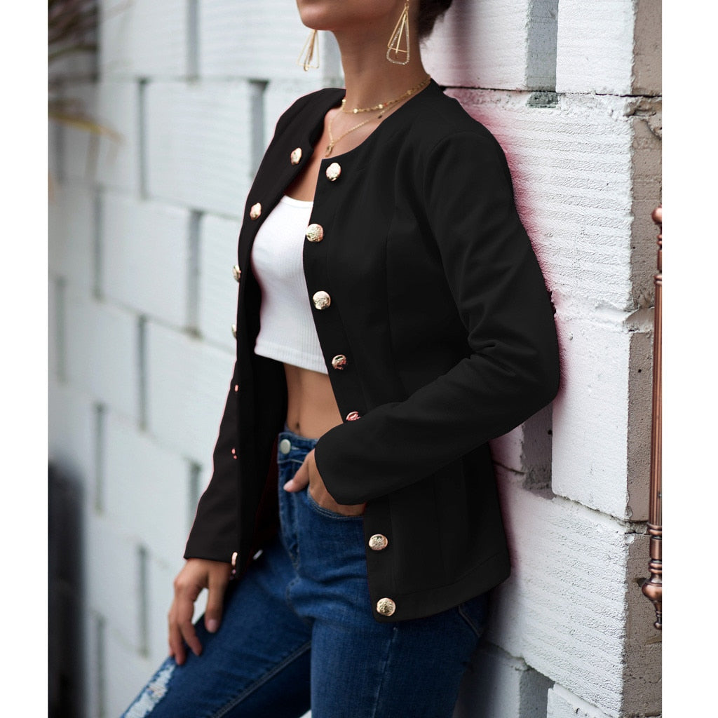 Daily Double breasted Women's Blazers