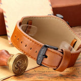 New Luxury O.T.SEA Brand Leather Watch
