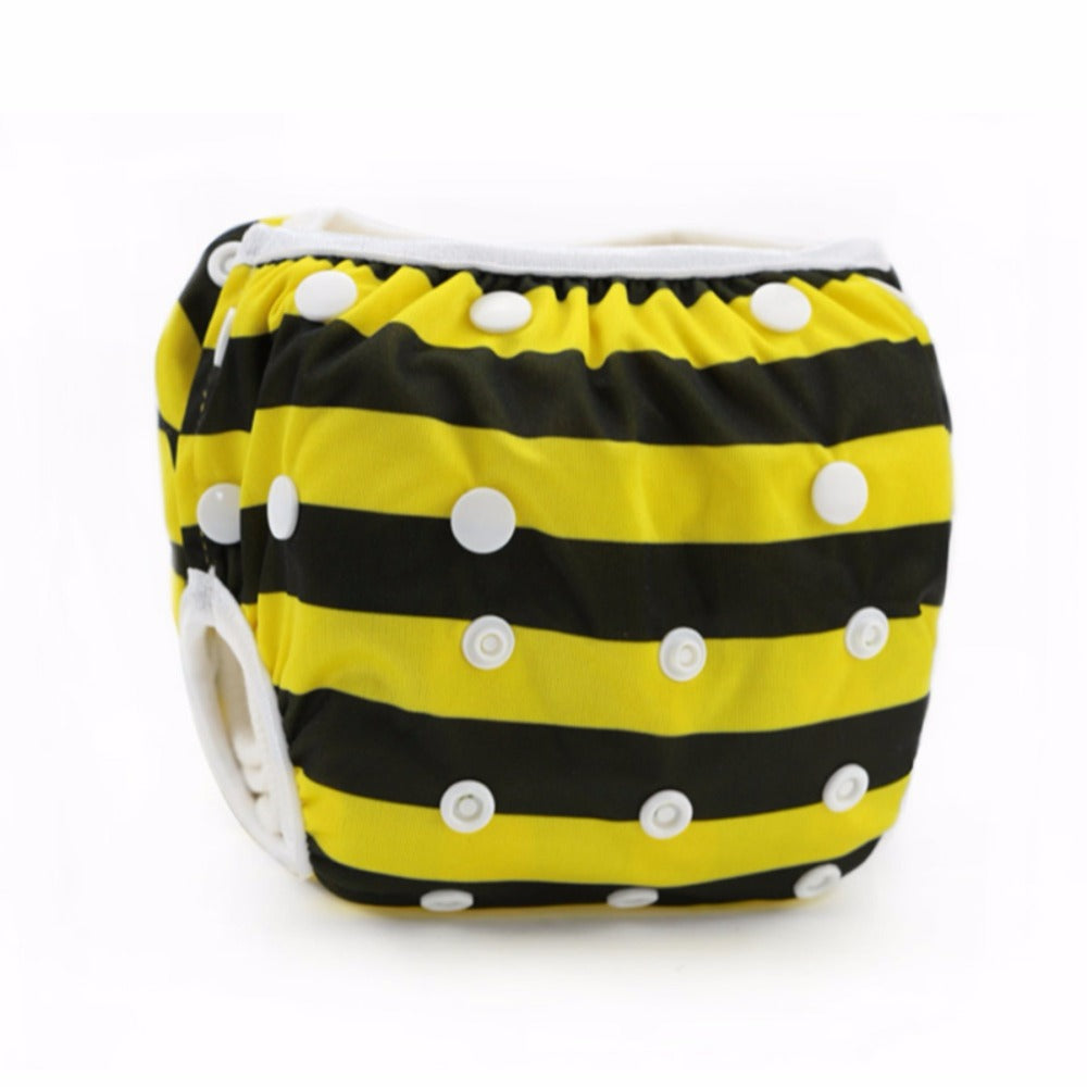 27 Colors Unisex Waterproof Adjustable Swim Diaper