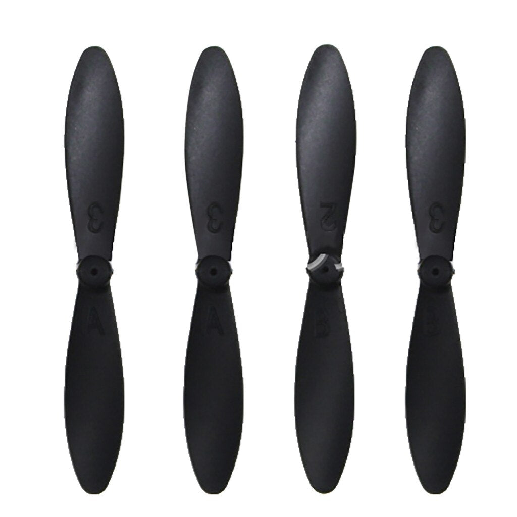 4pcs Propellers Blades For D2/ LF606/ G1/ S15 Mini Rc Quadcopter Drone
