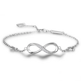 925 Sterling Silver Bracelets for Women