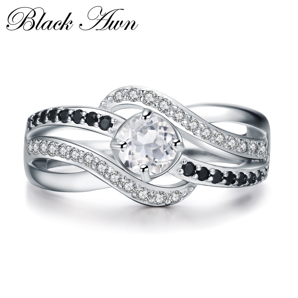 925 Sterling Silver  Wedding Rings