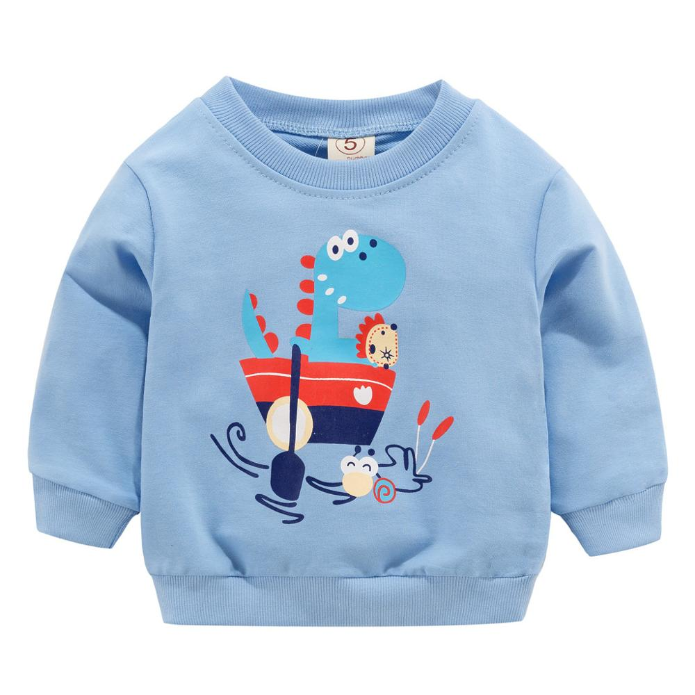 Cartoon children's t shirt