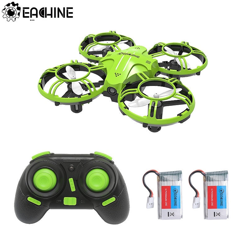 Mini Altitude Hold Headless Mode 8mins Flight Time 2.4G RC Drone quadcopter