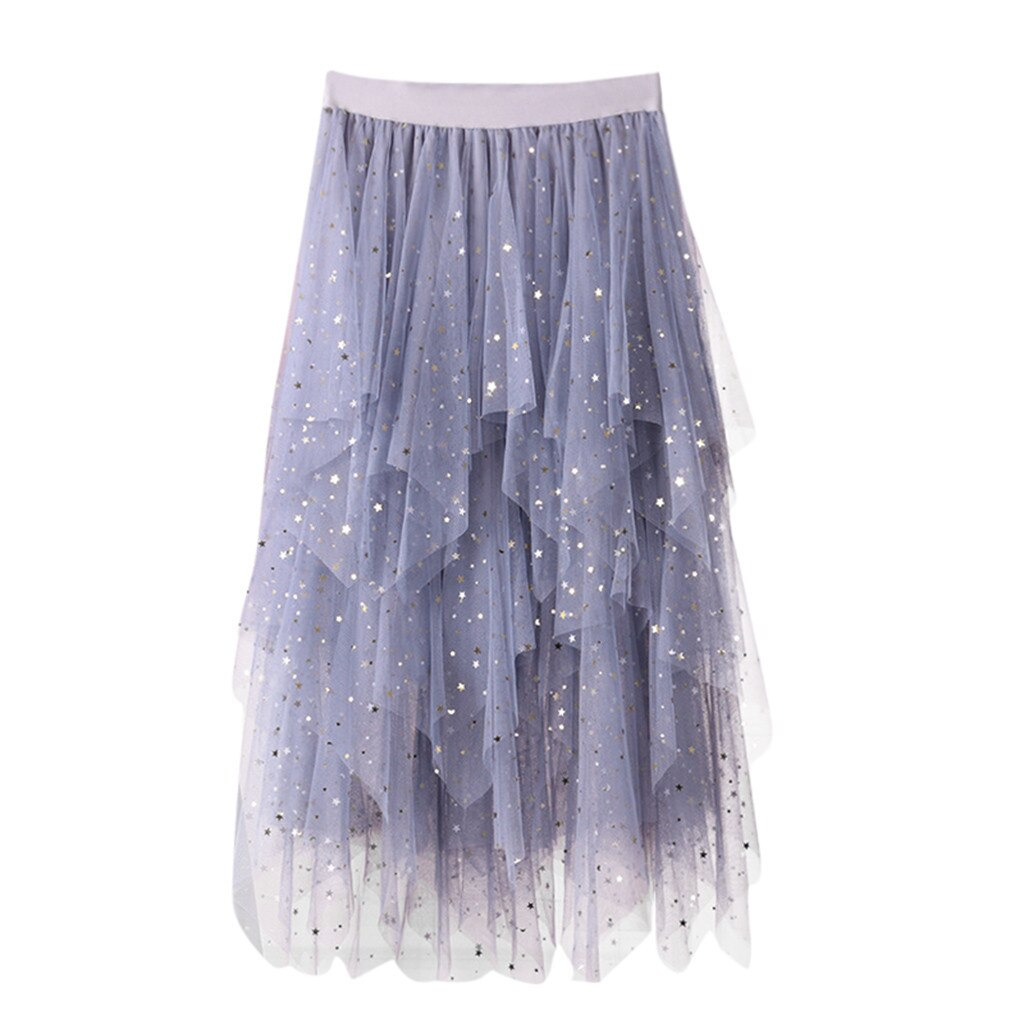 Fashion High Waist Pleated Skirts