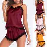 Fashion Women Sleepwear Sleeveless Strap Nightwear