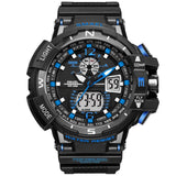 Men Multifuntional Outdoor Sport Watch
