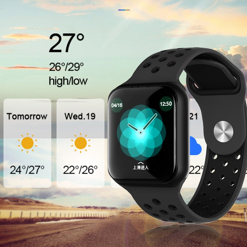 Newest F8 Bluetooth Smart watch for women