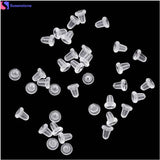 Fashion ladies 144 Piece Earring Safety Backs For Fish Hook Earrings