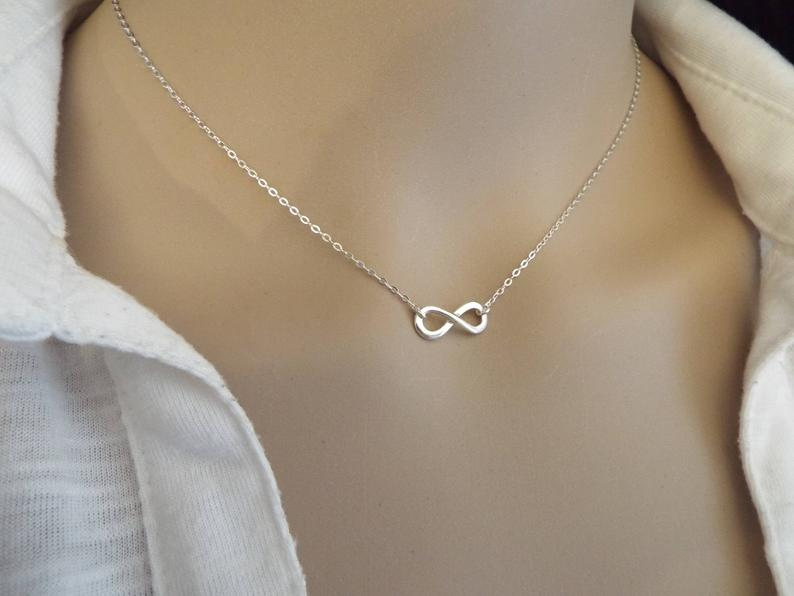 Stainless Steel Couple Promise Necklace