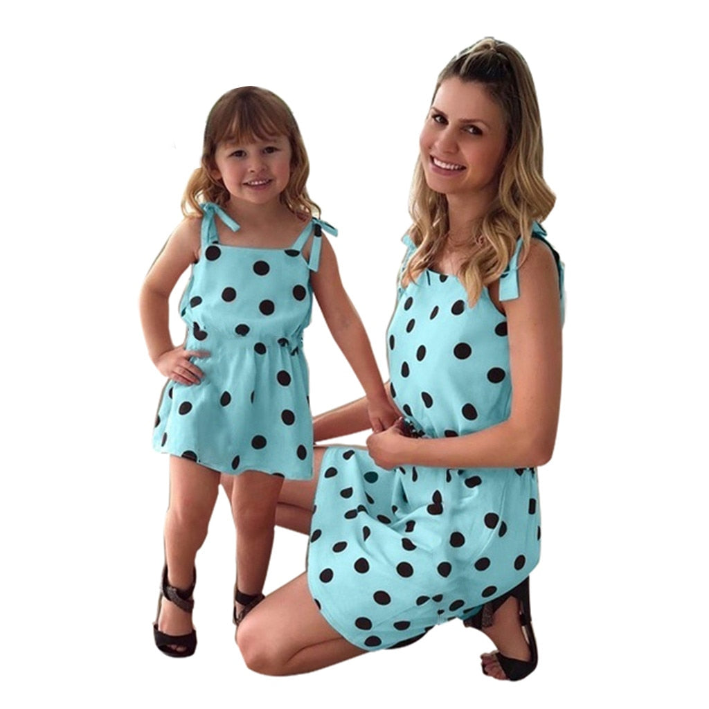 Stylish Bar Adult Baby Family Clothes