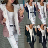 Long Sleeve Warm Women's Jacket