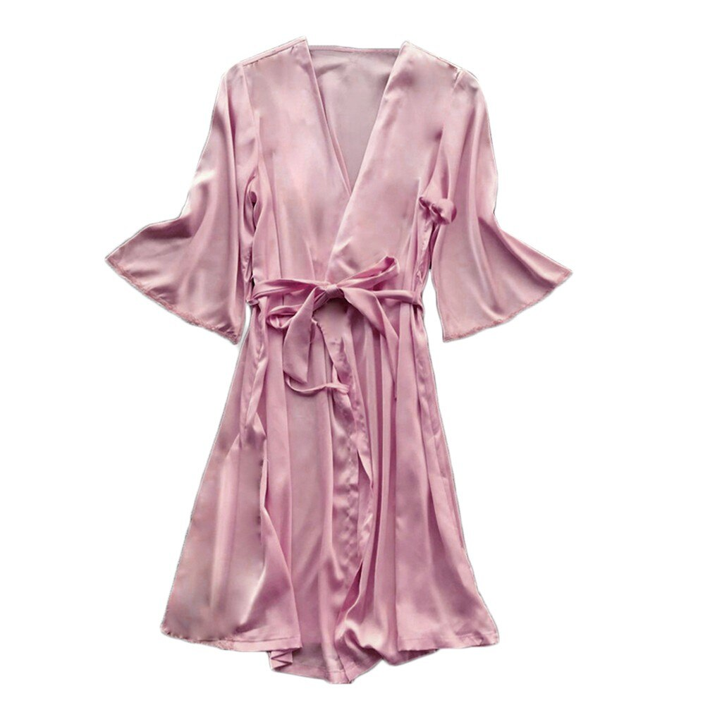 Women Robe Gown Sets