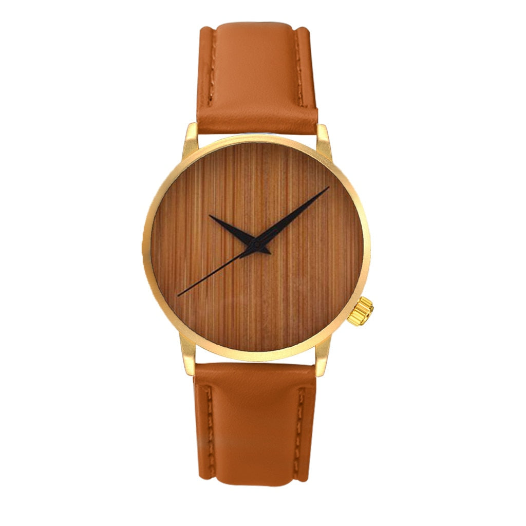 Casual Fashion Wooden Watch