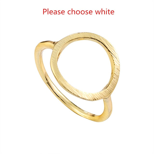 Rose Gold Knuckle Rings For Women