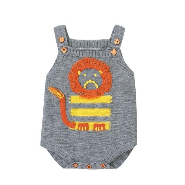 Overall Sleeveless Baby Boys Clothing jumpsuit