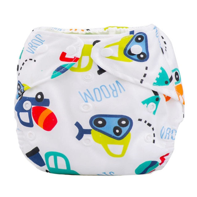 Newborn Baby All Seasons Cloth Diaper