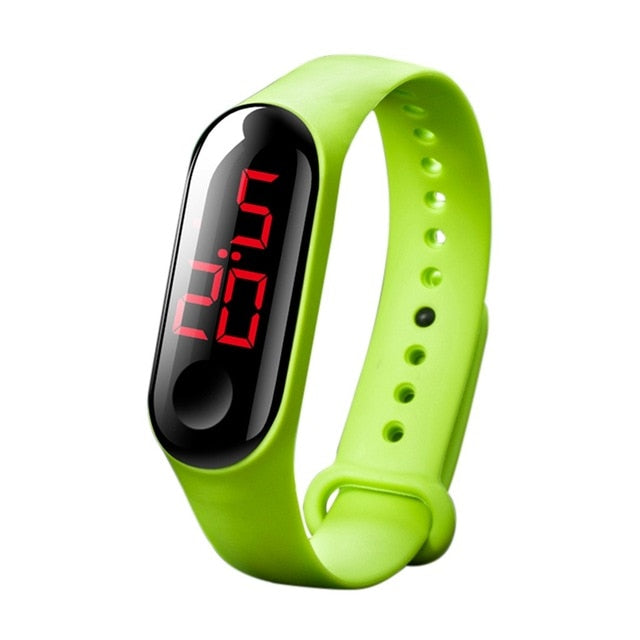 Luxury Sport Casual LED Watch
