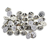 30pcs Squeeze Brooch Clasp Accessories
