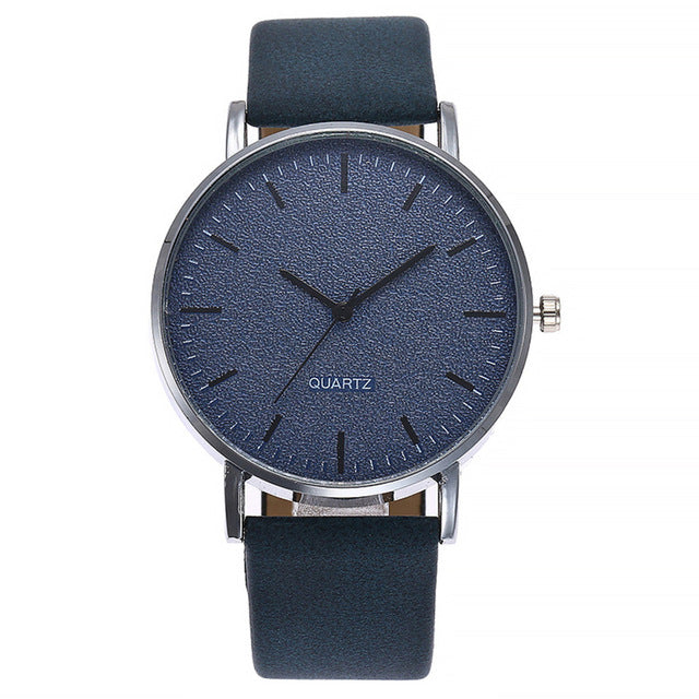 Starry Watch Fashion Women Leather Casual Watch