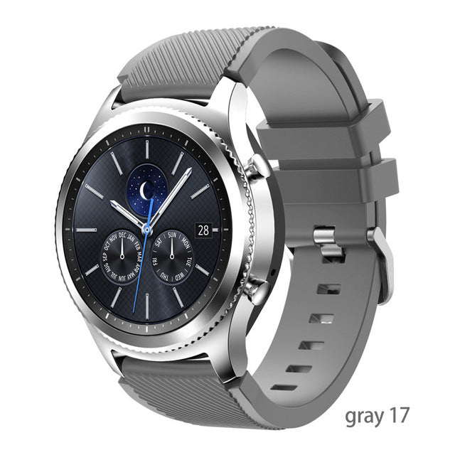 20 22mm watch band For Samsung Galaxy
