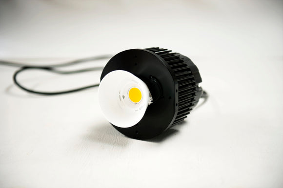 COB LED grow light 50W CREE CXB3590 CHIP with Hanging ratchet included