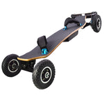Onlyone O-5 All Terrain/Off-Road Electric Skateboard|1650W Dual Belt  Driven Motor