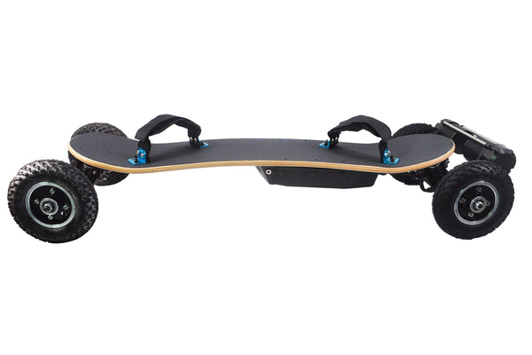 Onlyone O-5 All Terrain/Off-Road Electric Skateboard|1650W Dual Belt  Driven Motor|10S5P Battery