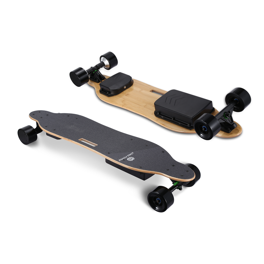 Onlyone O-3 38'' Electric Longboard with Wireless Remote (10S3P &10S4P Battery)