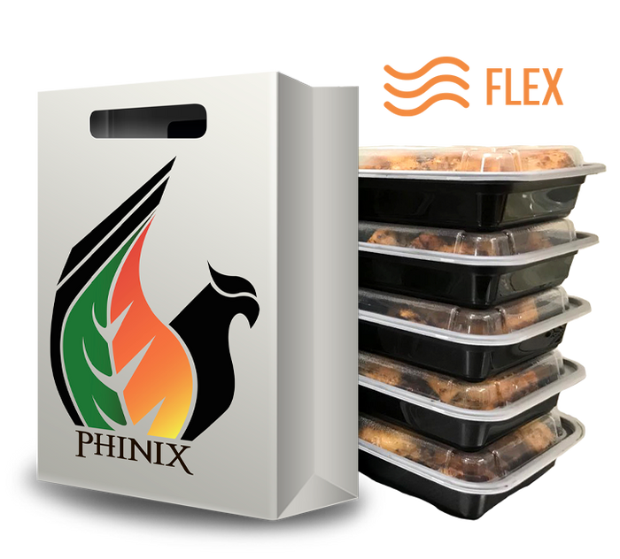 Builder Flex Pack - Pick 5 Variety Plates ($70 Per Pack)