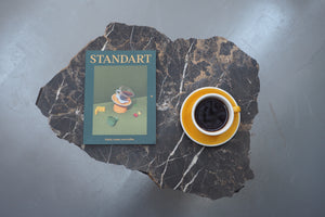 STANDART MAGAZINE 19: Walls, noses, and coffee
