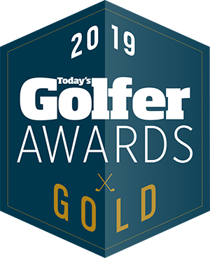 Golf Monthly Awards Gold