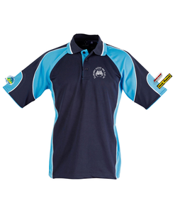 Illawarra Suzuki Alliance Contrast Polo Adults - Clever Club Products
