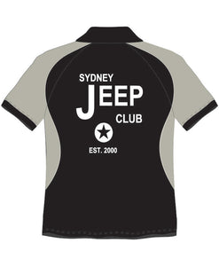 Sydney Jeep Arena Button Up Shirt Ladies - Clever Club Products