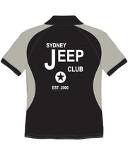 Sydney Jeep Arena Button Up Shirt Mens - Clever Club Products