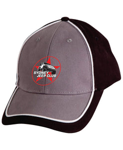 Sydney Jeep Arena Cap - Clever Club Products