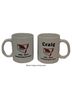 Triple Diamond Ceramic Mug - Clever Club Products