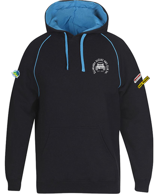 Illawarra Suzuki Contrast Fleecy Hoodie Kids - Clever Club Products