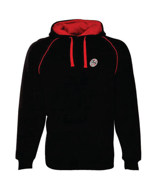Sydney Jeep Contrast Hoodie Adults - Clever Club Products
