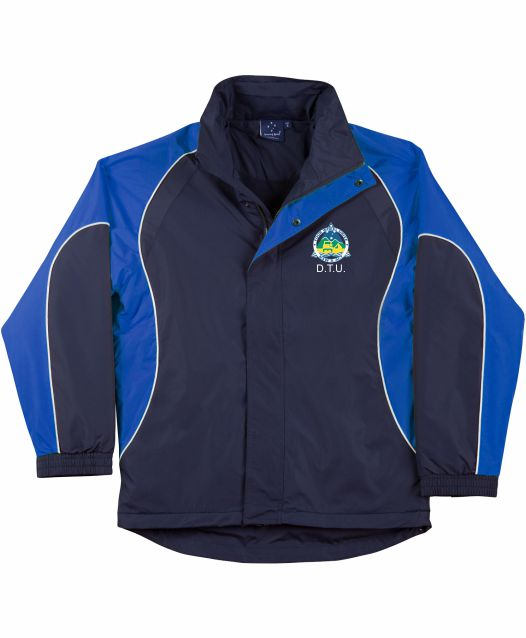 4WD NSW ACT INC DTU Unisex Arena Jacket - Clever Club Products