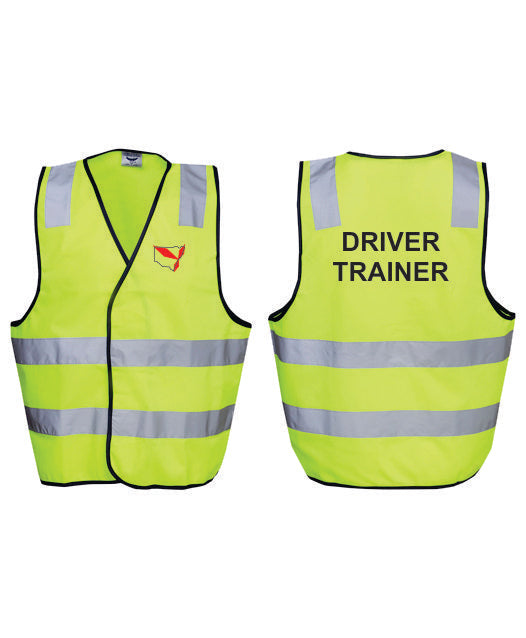 Triple Diamond Driver Safety Vest - Clever Club Products