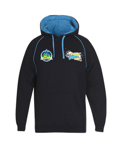J19 Contrast Hoodie Kids - Clever Club Products